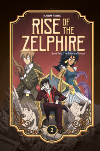Rise of the Zelphire vol2_COVER WIP