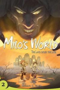 MILO'S WORLD_#2 digital cover