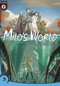 MILO'S WORLD_#3 digital cover