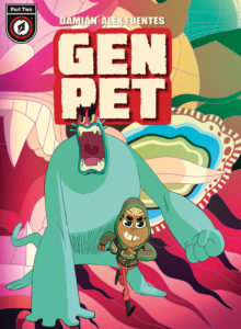 GenPet #2 digital cover
