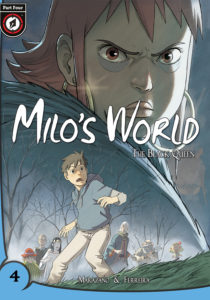 MILO'S WORLD_#4 digital cover