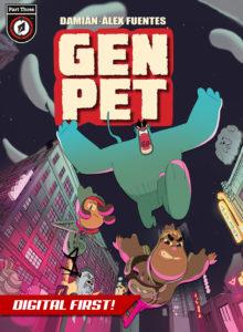 GenPet #3 digital cover