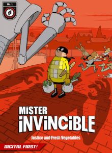 MR INVINCIBLE_Digital cover #1 - 780 digital first