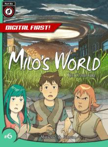 MILO'S WORLD_#6 digital cover