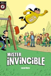 MR INVINCIBLE_Digital cover #2