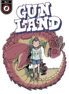 GUNLAND digital cover #3 780