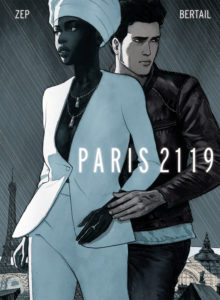 Paris 2119 cover WIP