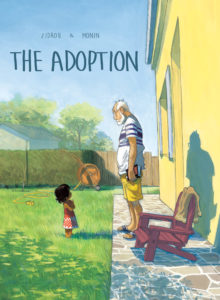 The Adoption_coverDigital#1